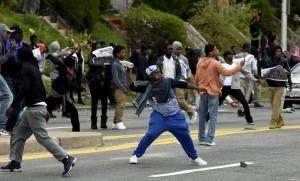 巴爾的摩黑幫聯手 打算除掉白人警員
