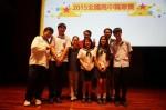 MyET全國高中職英語口說大賽 南市德光與長榮分獲團體冠軍