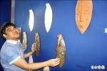 陶藝展覽用摸的!視障人士「哇聲連連」