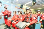 《TAIPEI TIMES 焦點》 Taiwanese aid teams leave for Nepal