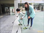 〈他不傻,他是我兒子 〉 辭職照護腦麻兒 陳鳳珍不喊苦