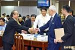 「具國家領導人條件」王金平獲李讚許