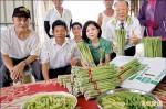 拒絕毒蘆筍 翠綠才是國產貨