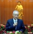 黨內總統初選 吳敦義表態不參加