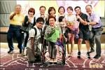 92歲老母親受表揚 子孫齊慶祝