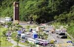 遊覽車塞爆西子灣 下週採預約停車