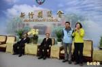 尋求回鍋立委 新竹縣議員林為洲爭取國民黨提名