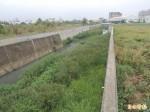 永康大灣排水拓寬整治 降低大灣地區淹水機率