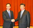 《TAIPEI TIMES 焦點》 KMT-CCP FORUM: Xi touts 'one China' with solicitous Chu