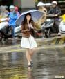 華南水氣接近 全台有雨