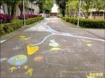 馬路塗塗抹抹 發掘小畢卡索