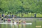 台東池上竹筏競賽 提前到6.6登場