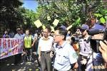 恆春人抗議 促聚落劃出國家公園