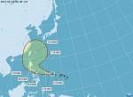 中颱「紅霞」 氣象局預估最快週日發海警