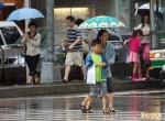 鋒面影響天氣不穩 別忘了帶傘