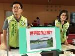 預算編太少 中市議員質疑:怎麼打造「世界的筏子溪」?