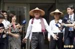 林義雄再批蔡英文維持現狀 「黨主席照黨綱講很難?」