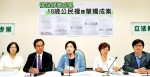 《TAIPEI TIMES 焦點》Parties clash over voting age review