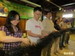 中國收購炒作 林管處辦展護食蛇龜