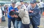夏張會場外爆肢體衝突 已逮1滋事者