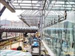 工程延遲 新火車站6/1啟用跳票