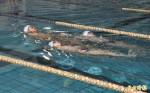 救生游泳賽 自救救人