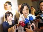 《TAIPEI TIMES 焦點》 Tsai responds to Lin's broadside blast