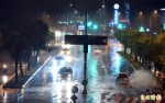 南台灣6小時內 累積雨量達豪雨等級