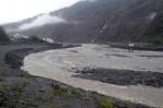 累積雨量破千毫米 屏東山區現土石流