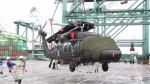 第2批黑鷹直升機運抵台灣