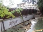 5天豪雨已災損 有國小圍牆倒損失200萬元
