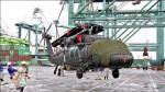 第二批4架 黑鷹直升機運抵高雄
