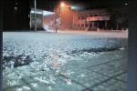 急雨宣洩不及 麻豆市區水淹及膝