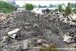 鐵皮保麗龍屋 中國養老院大火38死