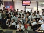 台南議會沒開張 善化高中師生到高雄議會參訪