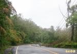 梅雨不停 竹山、鹿谷3路交通中斷搶修中