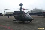 戰蒐直升機亮燈示警 平安降落南投體育場