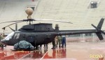戰搜直升機迫降 民眾詢問:直升機也怕雨?