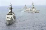 劍指中國 日將首次參加美澳軍演