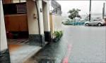 梅雨鋒面挾豪雨 台中水淹、坍方、路樹倒