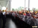 抗議准設高汙染酸洗廠 民眾向高市議會陳情