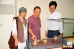 藝術界的神僊伴侶 黃怡文與康月足陶畫相依雙個展