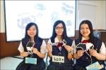 研究馬來貘品牌 二信奪全國第3