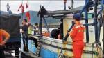 蘇澳漁船查獲私菸 市價500萬