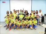 全國少年足球賽 天母國小獲亞軍