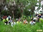 世界環境日 南市環保局志工掃公園