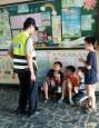 女童割喉案 雲林警方及學校加強校園安全巡查