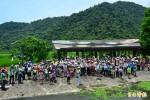 響應世界環境日 250民眾「手」護宜蘭