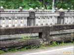 東安古橋護欄低 改建、保存起爭議