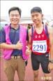 〈全國小學田徑賽〉五甲國小楊子毅 跳高蟬聯金牌